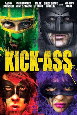 Kick-Ass (2010) BluRay 720p HD Watch Online, Download Full Movie For Free