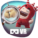 Oddbods Hot & Cold Hidden Object VR Game icon