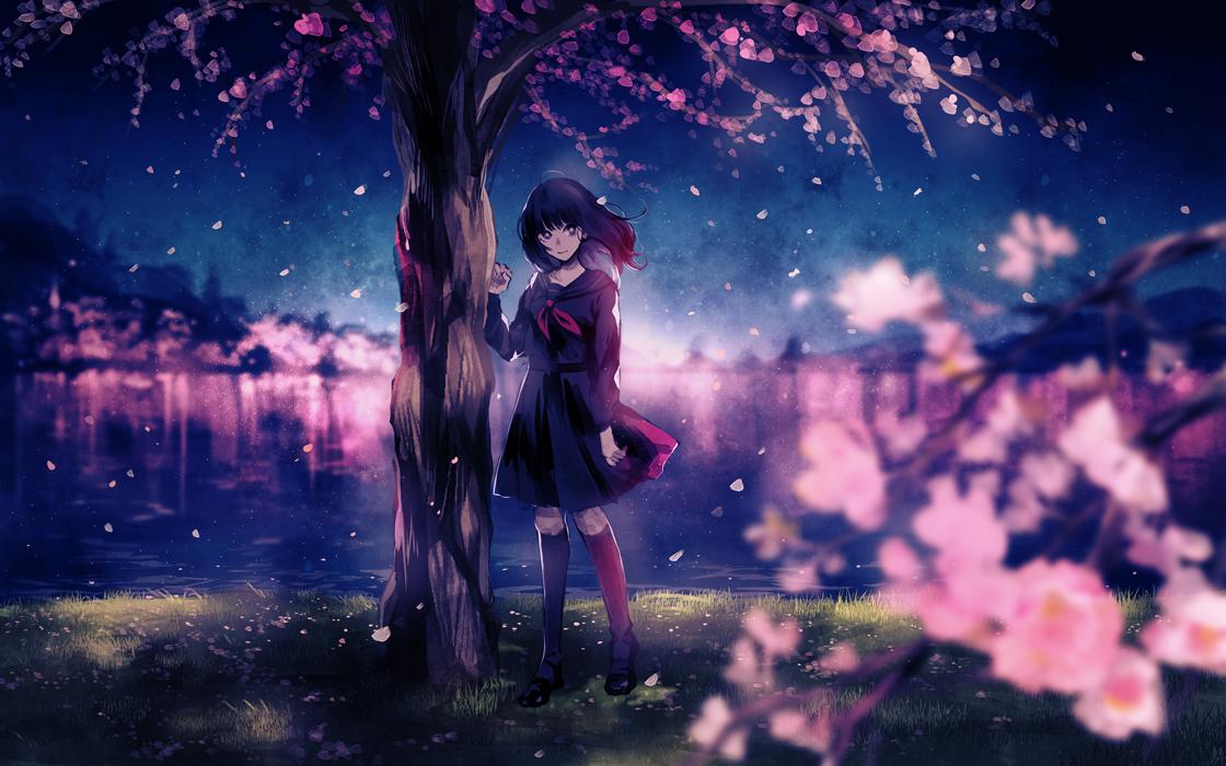 花明かり1