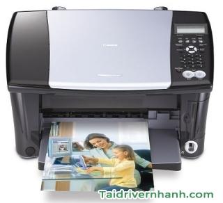 Tải driver máy in Canon MultiPASS MP390 – hướng dẫn thêm máy in