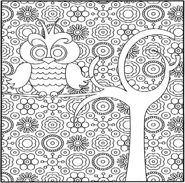Pages  Coloring Pages For Teen