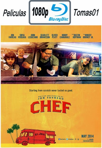Chef a Domicilio (2014) BDRip 1080p