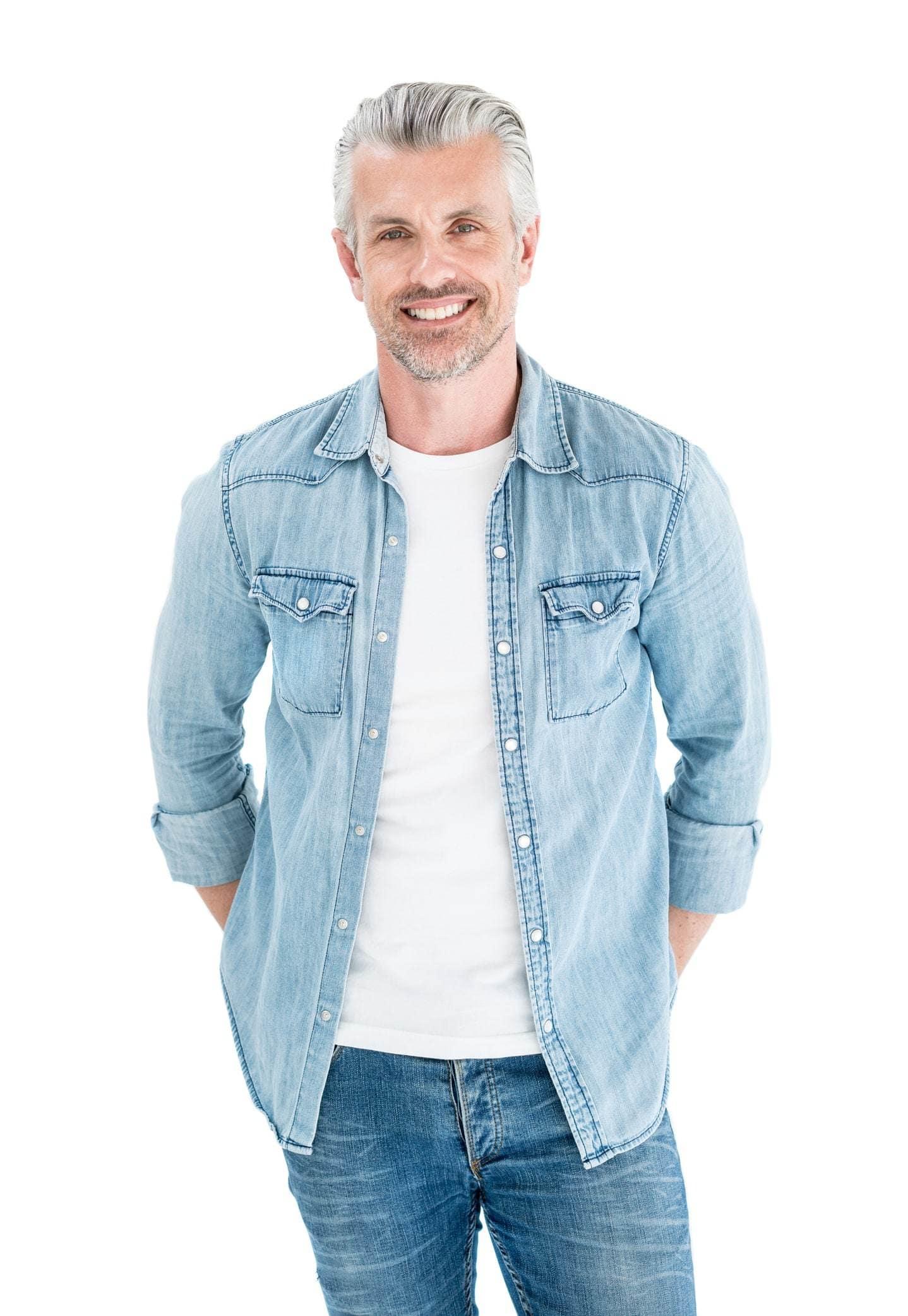 Trendy Men's Popular Haircuts -Short on Sides Long 4