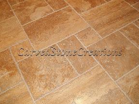 Flooring & Mosaics, Interior