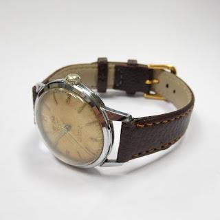 Enicar Ultrasonic 17 Jewels Watch