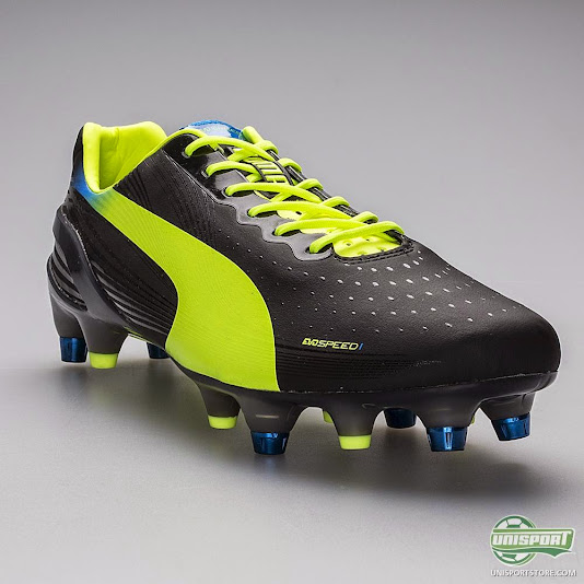 Puma EvoSpeed 2013 Boots features