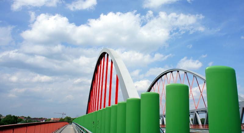 Brücke zur Lutherstadt Wittenberg