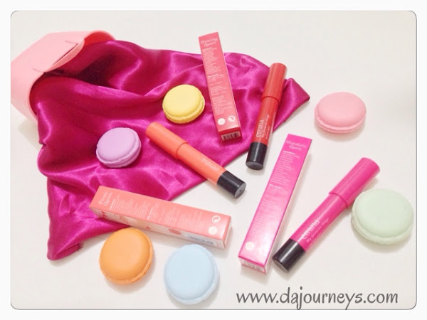 [Review] Emina Cosmetics - My Favourite Things Lip Color Balm