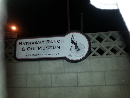 Museum «Hathaway Ranch Museum», reviews and photos, 11901 Florence Ave, Santa Fe Springs, CA 90670, USA