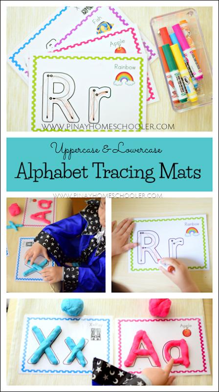 Writing Practise for Preschoolers