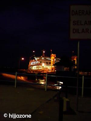 Pelabuhan Tano Sumbawa
