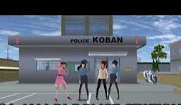 ID Kantor Polisi di Sakura School Simulator Dapatkan Disini