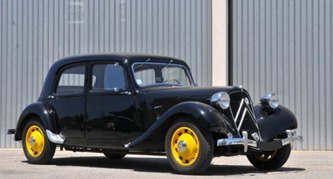 Citroen Traction 11 BL Perfo 1939