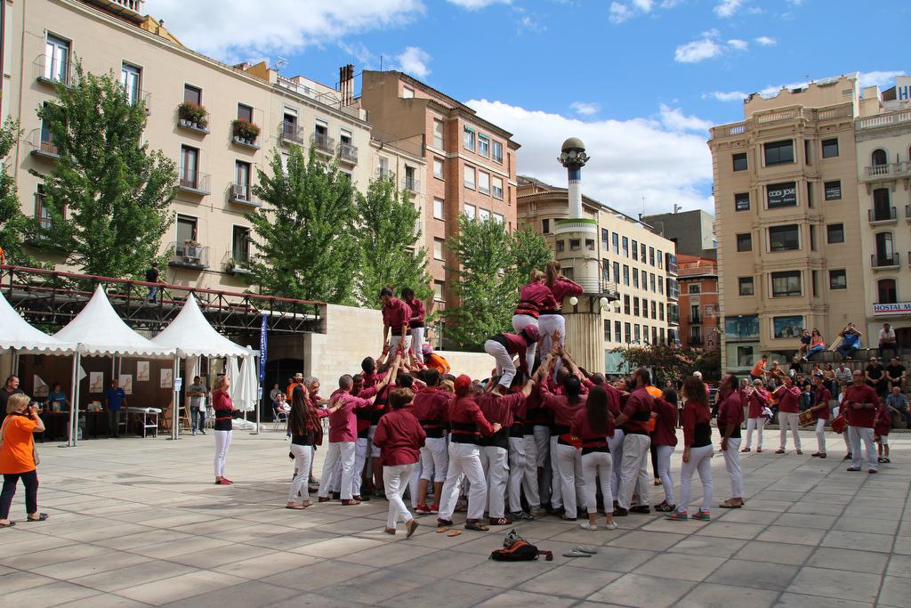 2a Festa Major dels Castellers de Lleida + Pilars Imparables contra la leucèmia de Lleida 18-06-201 - IMG_2068.JPG