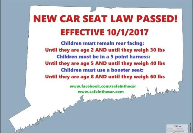 Car Seat Law Ct