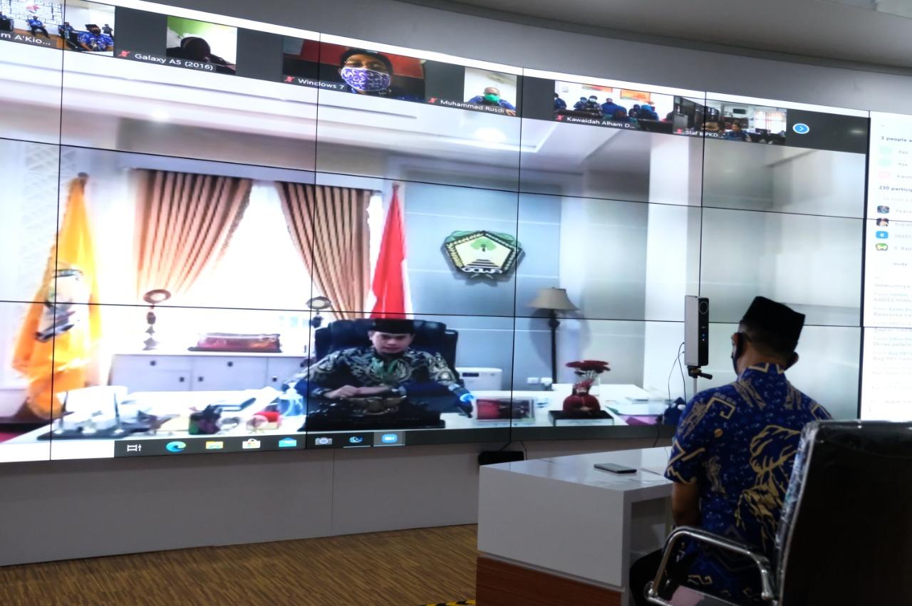 Pemkab Gowa Berlakukan Wajib Fasih Baca Al-Qur'an Bagi Pejabat Yang Akan Promosi Jabatan