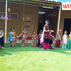 Navratri Celebrated by Jr.KG section at Witty Kids, Chikoowadi (18-19)