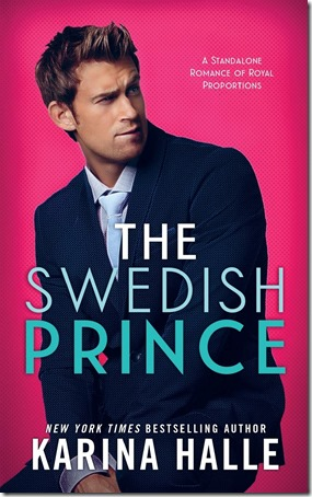 Book Review: The Swedish Prince by Karina Halle | About That Story