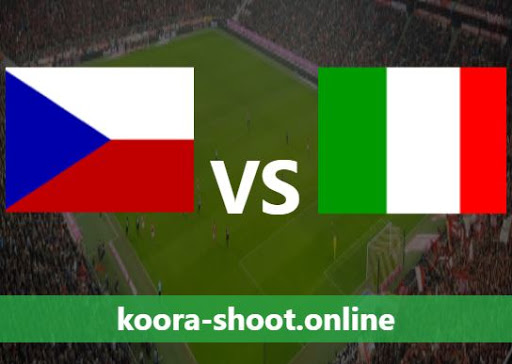 بث مباشر مباراة ايطاليا وجمهورية التشيك اليوم بتاريخ 04/06/2021 مباراة ودية