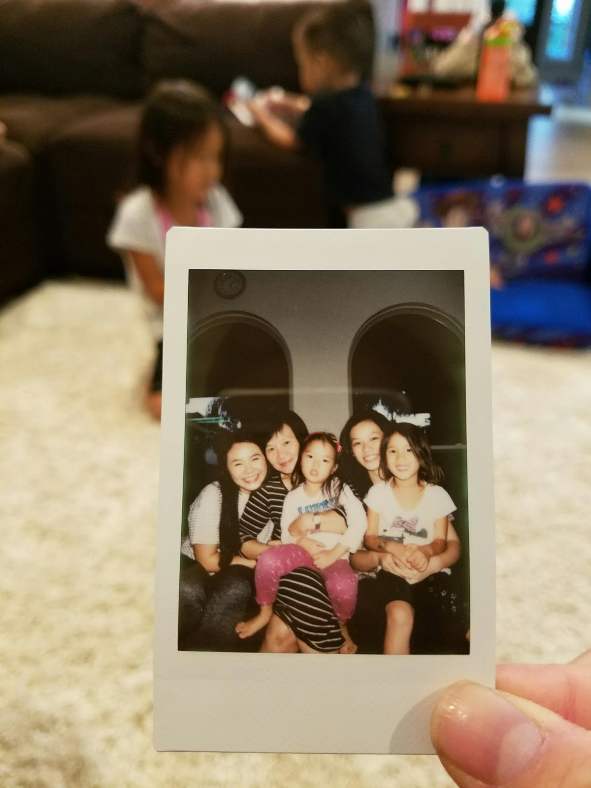 Thanksgiving polaroid