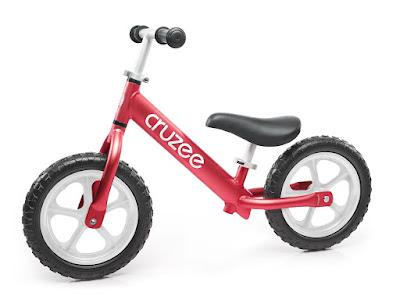Xe thăng bằng Cruzee màu đỏ