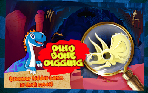 Dino Bones Digging – Young Explorers 3