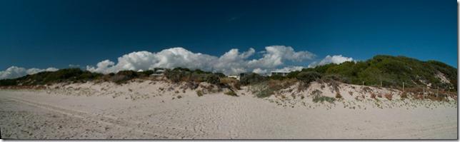 Three Photo Stitched Panorama