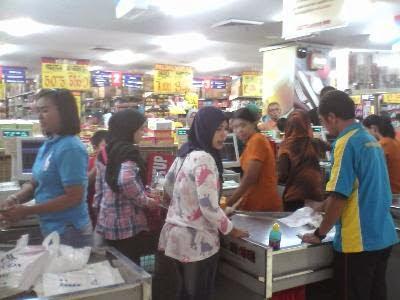 Supermarket Di Ramayana Semper Jakarta Utara