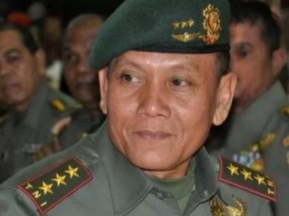 Ini Jenderal yang Minta Patung Soeharto, Sarwo Edhie dan AH Nasution di Kostrad Dibongkar