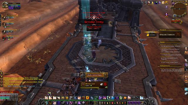 Mythic: Grimrail Depot