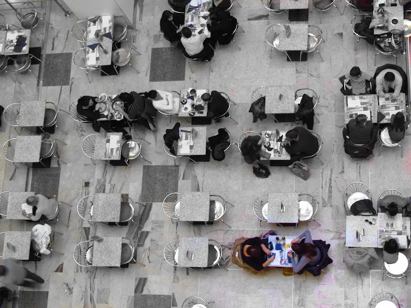 un caffe al centro commerciale di tizianadesy