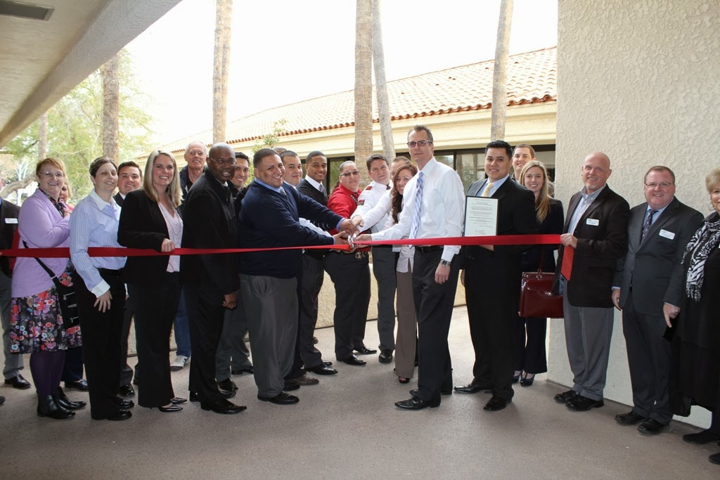 Securitas Security Service, now located on 1880 E. River Road, Suite #210 recently moved in an effort to accommodate their business growth in Tucson, Arizona.