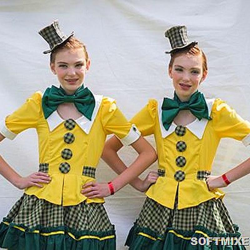 Фестиваль близнецов Twins Day в Огайо