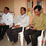 Demonstration of Amateur Radio Satellite communication to Mr Annadurai and Mr Raghavamurthy - DSC00158.JPG