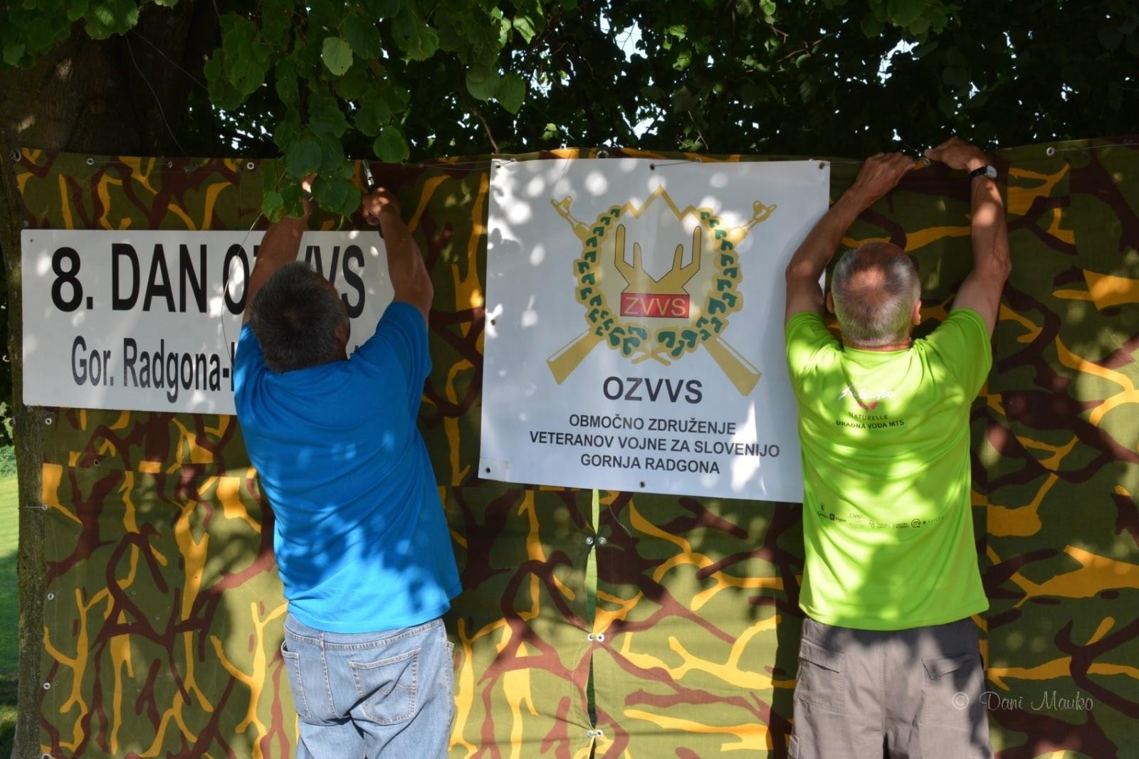 8. dan veteranov OZ VVS Gornja Radgona - Foto Dani Mauko