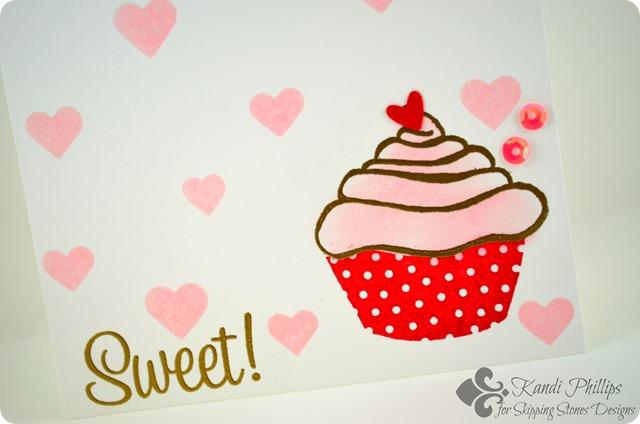 Sweet Cupcake Closeup