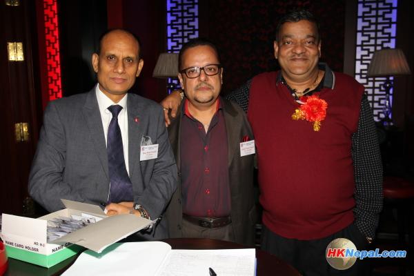 नेपाल च्याम्बर अफ कमर्स हङकङको ८अौं वार्षिकोत्सव