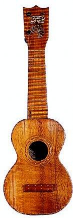 Ukulele Hall of Fame Kumalae midget Ukulele