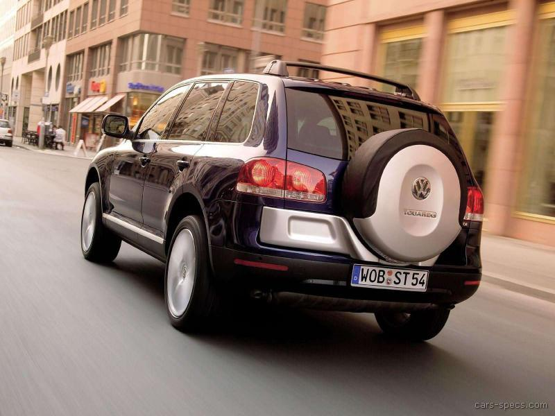2006 volkswagen touareg suv specifications pictures prices. Black Bedroom Furniture Sets. Home Design Ideas