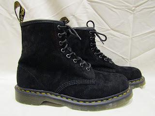Dr. Marten 8-Hole Boots