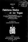 Le Fakirisme Hindou et les Yogas (1911,in French)