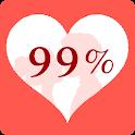Love Calculator   Love Test Prank icon