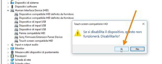disattivare-touch-screen
