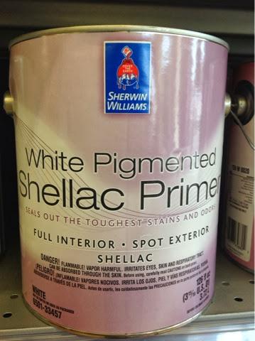 The Ragged Wren White Primer Vs Gray Primer