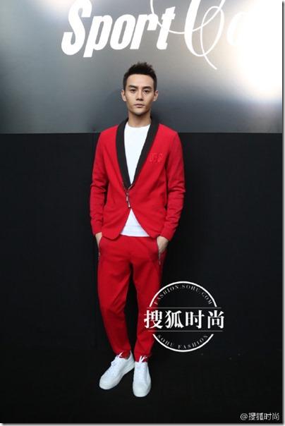 2016.01.19 Wang Kai X Milan Fashion Week AF16 X Dirk Bikkembergs 王凱 2016秋冬男裝週 03