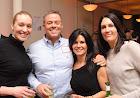 A guest, Brendan Gaughan, Lorene Eppley, Karrie Smith