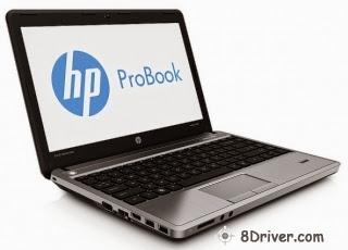 download HP ProBook 4341s Notebook PC driver
