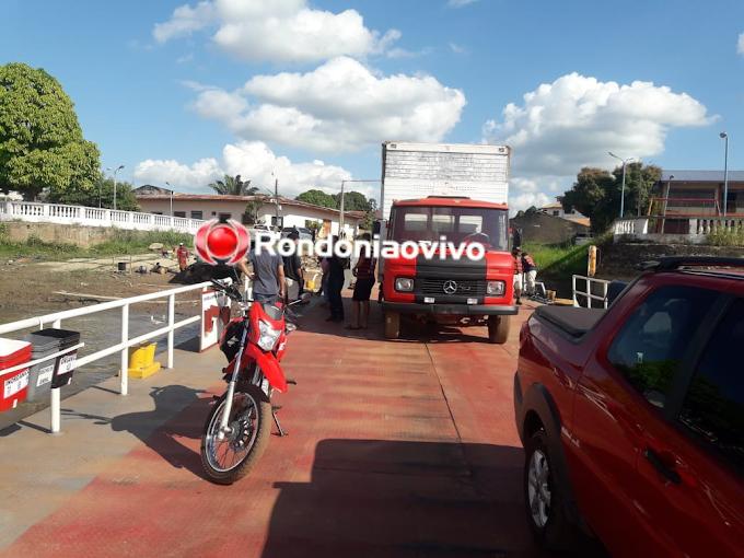 Polícia Civil recupera na Bolívia caminhão e moto roubados em Porto Velho