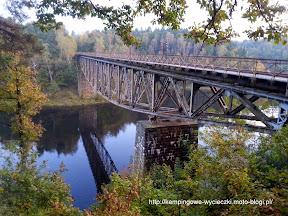 na zdjeciu najwyższy w Sudetach most kolejowy
