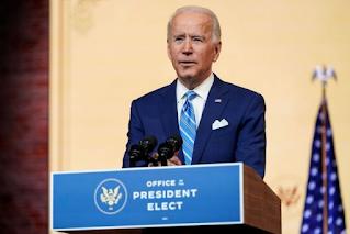 Biden segue com transição agora mais acelerada